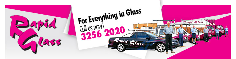 Rapid Glass - 24 hour, 7 day service. Have an emergency? Call us now! 3256 2020
